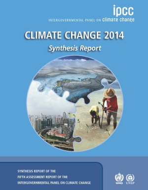 IPCC Releases Final Report on Global Warming and Climate Change