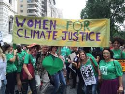 Global Warming Caused Climate Change will have a Disproportionate Negative Impact on Women (1/2)