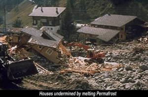 PermafrostUnderminesHouses